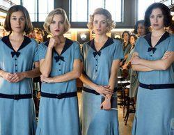 'Las chicas del cable': Así se reconstruyó la Gran Vía de los años 20 para la serie de Netflix