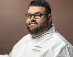 """Richard, noveno expulsado de la 4ª temporada de 'Top Chef': """"Me voy con la sensación de los deberes hechos"""""""