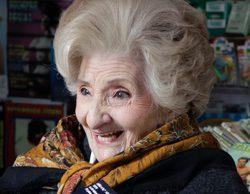 Muere Amparo Pacheco, la kiosquera de 'Cuéntame cómo pasó', a los 92 años