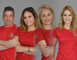 José Luis, Gloria Camila, Lucía y Alba Carrillo, nuevos nominados de 'Supervivientes 2017'