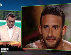 """Jorge Javier Vázquez bromea en 'Supervivientes 2017': """"Todo el mundo sabe que no me gusta beber"""""""