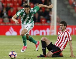 El partido del Ath. Bilbao - R. Betis lidera con un 4,7% en Gol y 'LQSA' se queda en segunda posición (5,3%)