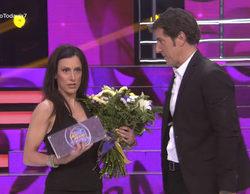'Tu cara no me suena todavía': Paula Domínguez gana la séptima gala interpretando a Chambao