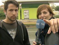 """'La mañana de la 1': Una reportera incendia las redes sociales con un comentario hacia """"la chica del tranvía"""""""