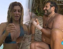 Eliad vuelve a 'Supervivientes', Juan Miguel se corta y Paola es desalojada momentáneamente
