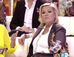 """Carmen Borrego: """"A mi madre no le gusta lo que Edmundo está haciendo en 'Supervivientes'"""""""