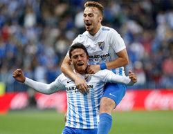 El partido entre el Málaga - Sevilla lidera con un 6,7% en Gol y 'Big Bang' queda 2º con un 3,8%