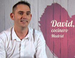 """David ('First Dates'): """"Me siento identificado con Amador de 'La que se avecina' porque no liga ni para atrás"""""""