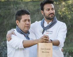 Montoro y Víctor se convierten en los dos primeros semifinalistas de la cuarta temporada de 'Top Chef'