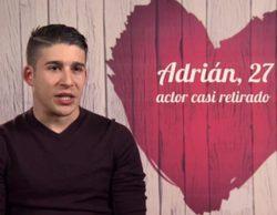 """El actor porno Adrián Yuyu busca el amor en 'First Dates': """"Cuando he tenido pareja, he dejado de trabajar"""""""