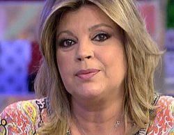 """Terelu Campos ('Sálvame'): """"En julio va a hacer dos años que no me como una rosca"""""""