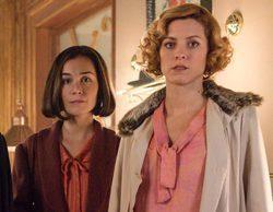 """M. Civantos y N. de Santiago ('Las chicas del cable'): """"Es muy impactante ver mi cara en Sol tamaño King Kong"""""""