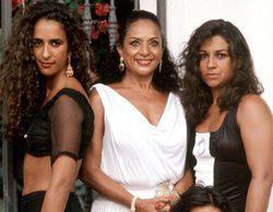 El clan de los Flores en televisión: De Lola a Alba Flores