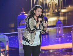 'La Voz Kids': Rocío Aguilar, del equipo de Antonio Orozco, se proclama ganadora de la tercera edición