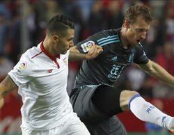 El partido entre Sevilla - Real Sociedad, en Gol, le arrebata la primera posición a 'La que se avecina'