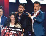'La Voz Kids' despide su tercera edición con una media de 22,9% y registra máximo de temporada con su final