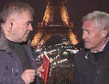 'laSexta noche': La curiosa discusión de Antonio Ferreras y Jorge Verstrynge por las elecciones de Francia