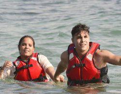 """'Supervivientes': Gloria Camila y Kiko dan rienda suelta a su pasión y practican """"chubasconing"""""""