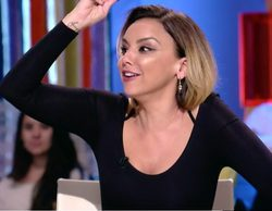 """Chenoa recuerda en 'Zapeando' la borrachera de Eurovisión 2002: """"Por cada voto, dábamos un sorbito"""""""