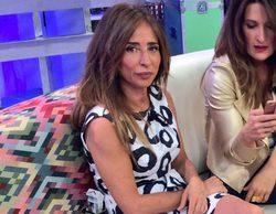 """María Patiño ('Sálvame') carga contra Carmen Borrego: """"Es una manipuladora"""""""