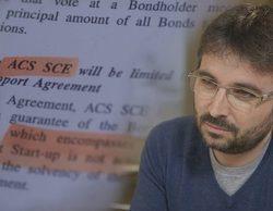 """'Salvados' anuncia que tiene un """"documento confidencial"""" muy relevante sobre el Proyecto Castor"""
