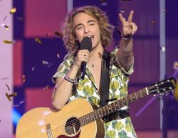 Manel Navarro obtuvo la mitad de votos del público que Mirela en 'Objetivo Eurovisión'