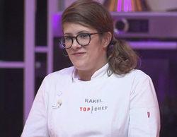 """Rakel, primera finalista de la cuarta edición de 'Top Chef': """"Me merezco estar. Me he dejado la piel"""""""