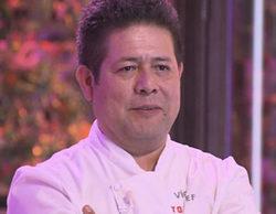 """Víctor se convierte en el segundo finalista de la cuarta edición de 'Top Chef': """"voy a dar el 100%"""""""