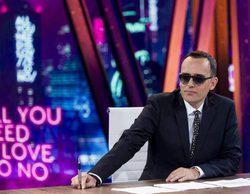 'All you need is love... o no': Risto Mejide hace autocrítica de su primer programa
