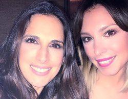 """Gisela y Nuria Fergó ('OT') se reencuentran: """"Amiga, te quiero... Qué buenos momentos"""""""