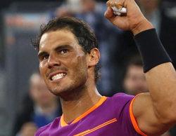 El partido del Open de tenis entre Rafa Nadal y Nick Kyrgios otorga a Teledeporte un 4,7%
