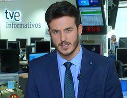 """Un periodista de 'Los desayunos de TVE' llama """"caudillo"""" a Francisco Franco"""