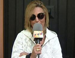 """Lydia Lozano tajante en 'Sálvame': """"Charlie nunca pisará Telecinco ni posará conmigo en una revista"""""""