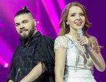 Eurovisión 2017: La cobra de Ilinca a su compañero eclipsa la actuación de Rumanía