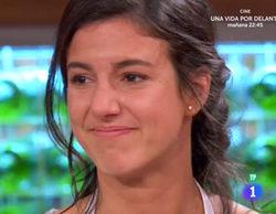 'MasterChef 5': Paloma se convierte en la sexta expulsada en una noche con doble eliminación