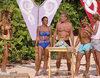 Sandra Barneda confunde a los concursantes de 'Supervivientes' durante un juego de recompensa