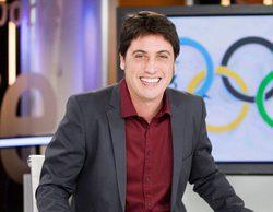 Jesús Cebrián, presentador de Teledeporte, se traba al nombrar a Cristiano Ronaldo