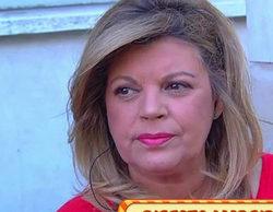"""Terelu Campos: """"Paolo Vasile ha visitado a María Teresa esta tarde en el hospital"""""""