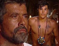"""'Supervivientes': José Luis se erige como líder del grupo y Kiko """"dispara"""" contra él"""