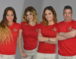 Leticia, Paola, Gloria Camila y José Luis, nuevos nominados de 'Supervivientes 2017'