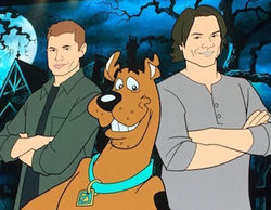 'Sobrenatural' tendrá un 'crossover' animado con Scooby-Doo