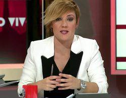 'Al rojo vivo': Cristina Pardo le dedica una frase de Belén Esteban a Soraya Sáenz de Santamaría