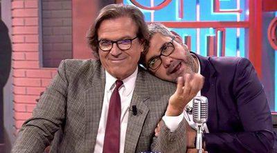 "La pullita de Pepe Navarro a Ivonne Reyes en 'Dani&Flo': ""Basta ya de ser padre"""