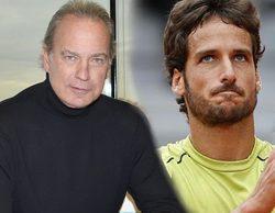 'Mi casa es la tuya': Feliciano López, tenista y ex de Alba Carrillo, invitado del programa de Bertín Osborne