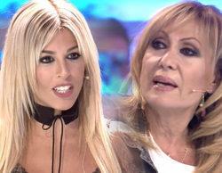 Duro enfrentamiento entre Rosa Benito y Oriana Marzoli en 'Supervivientes: Tierra de Nadie'