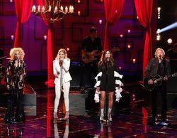 El final de 'The Voice' eclipsa al de 'Dancing With the Stars', aunque ambos marcan su mínimo