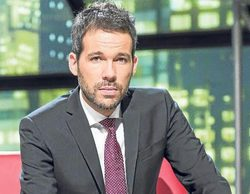 Javier Gómez salta a Telemadrid para presentar 'Telenoticias 2'