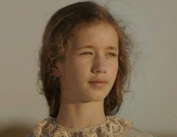 'Cuéntame cómo pasó': María Bernardeau, hija de Ana Duato, interpreta al personaje de Merche de niña