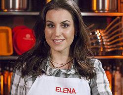 """Elena, novena expulsada de 'MasterChef 5': """"el programa me lo ha dado todo. Me voy orgullosa de lo hecho"""""""