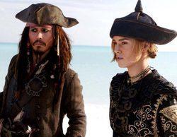 """""""Piratas del Caribe"""" lidera en un día en el que FDF copa 7 de las emisiones más vistas"""